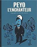 Peyo l'Enchanteur - Biographie de... - Version couverture dessin