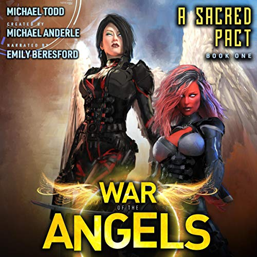 A Sacred Pact cover art