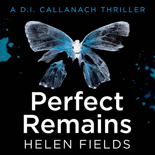Perfect Remains audiobook cover art