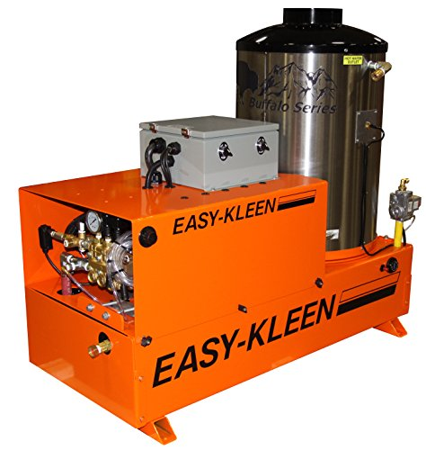 Purchase Easy-Kleen Professional 3000 PSI Industrial (Propane-Hot Water) Belt-Drive Pressure Washer ...
