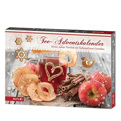 """Roth Tee-Adventskalender """"Für Dich"""""""