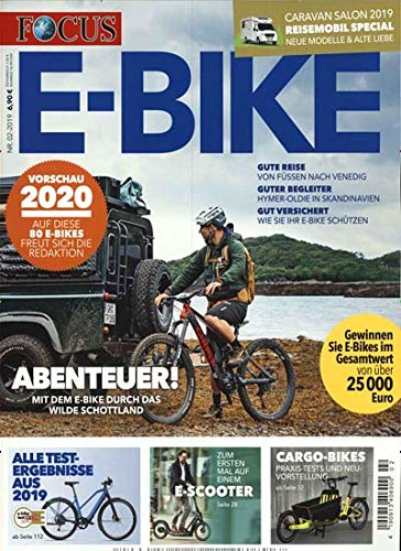 FOCUS E-Bike 2/2019