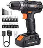 Best Cordless Drills - TACKLIFE Cordless Drill Driver 20V, 265 in-lbs, 32 Review