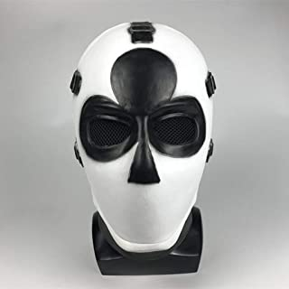 WXYXG Halloween Costume Party Latex Head Mask/Mask Halloween Cosplay/Mens, One Size (Size : A)