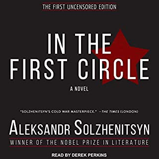 In the First Circle audiobook cover art