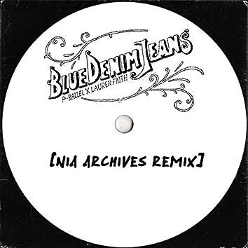 Blue Denim Jeans (Nia Archives Remix)