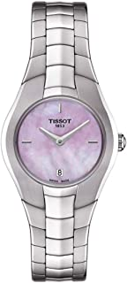 Tissot Dress Watch For Women Analog Stainless Steel - T096.009.11.151.00