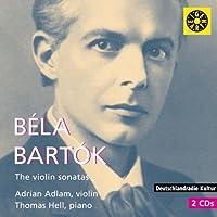 Bartok: the Violin Sonatas
