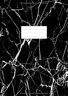 Cuaderno Punteado A4: Libreta De Puntos Para Bullet Journaling, Lettering, Art Notes   Dot Grid Journal   100 Páginas Con Cuadrícula De Punto   Tapa Blanda   Mármol Negro (Spanish Edition)