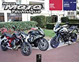 Revue moto technique n°182 Honda CBR650FA & CBR650FA 2014 a 2016 YAMAHA MT-09 Tracer 2015 et 2016