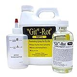 BoatLIFE Git Rot Kit - Quart