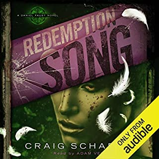 Redemption Song     Daniel Faust, Book 2              By:                                                                                                                                 Craig Schaefer                               Narrated by:                                                                                                                                 Adam Verner                      Length: 9 hrs and 33 mins     672 ratings     Overall 4.5