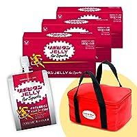 大正製薬リポビタンFor Sportsゼリー 180g×18個保冷企画品 オリジナル保冷バッグ付き