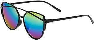 Ducomi ® Master Classic-stile retrò occhiali da sole unisex con asta di legno di bambù