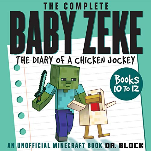 The Complete Baby Zeke cover art