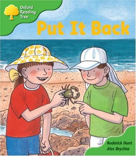 Oxford Reading Tree: Stage 2: First Phonics: Put it Backの詳細を見る