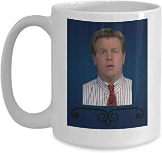 Gift for Journalist, Erik Wemple Commentator Coffee Mug, Tucker Carlson, Media Critic Coffee Mug, Funny, Cup, Tea, Gift For Christmas, Father's day, X