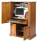 Unbekannt Die tatsächliche Diffusion 6724Alsace Computer Schrank mit 4Türen