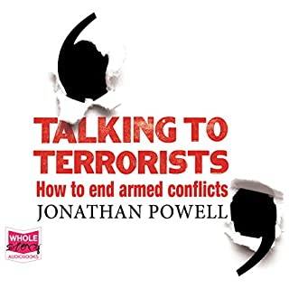 Talking to Terrorists cover art