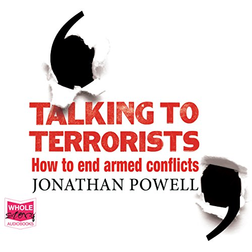 Talking to Terrorists audiobook cover art