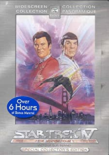 Star Trek IV: The Voyage Home (Widescreen Special Collector`s Edition)