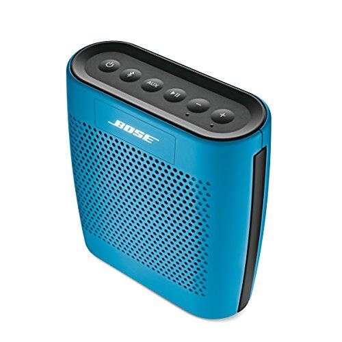 Bose ® SoundLink Colour Bluetooth Lautsprecher blau