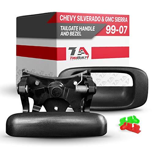 03 silverado locking tailgate - 7