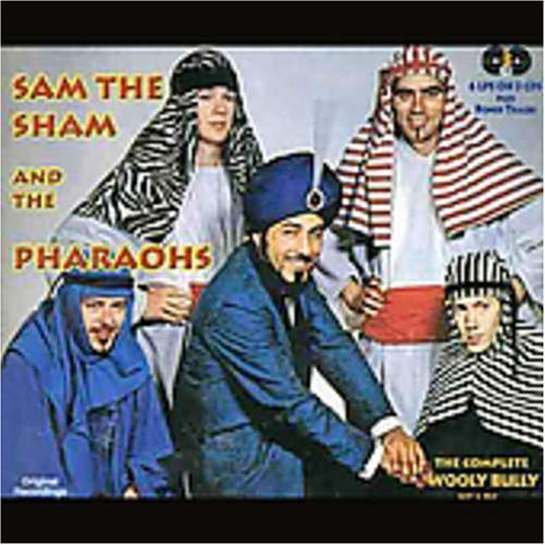 Definitive Collection by Sam the Sham & The Pharaohs (2010-11-16)