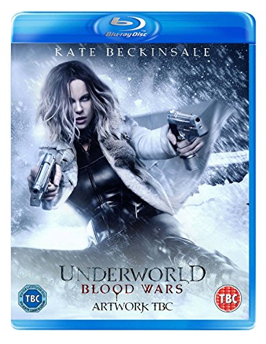 Underworld: Blood Wars (Blu-ray) [2017] [Region Free]