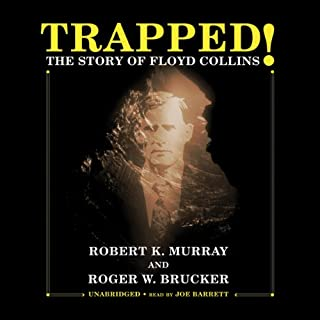 Trapped! audiobook cover art