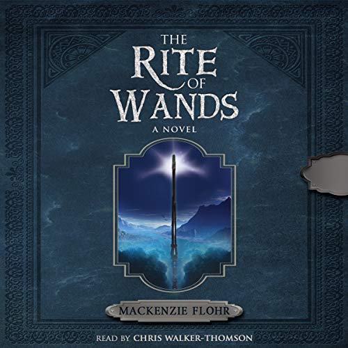 The Rite of Wands audiobook cover art