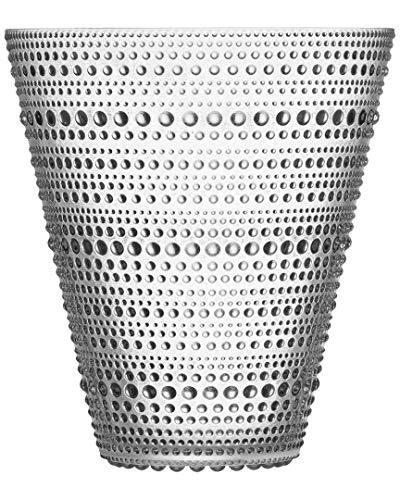 Iittala 1025720 Kastehelmi Vase 154mm, klar, Glas