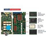 ghfcffdghrdshdfh PP2000 Completa Chip Lexia 3 OBDII OBD2 Diagbox Nuovi V7.83 Motore automobilistico Strumento diagnostico per Citroen Peugeot