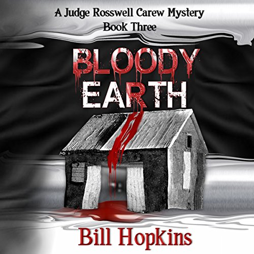 Bloody Earth audiobook cover art