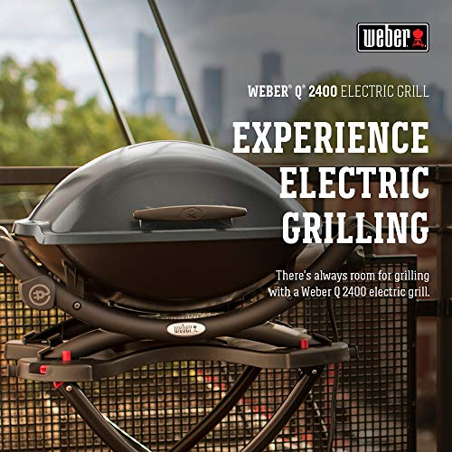 Weber 55020001 Q 2400 Electric Grill