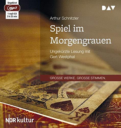 Spiel im Morgengrauen: Ungekürzte Lesung mit Gert Westphal (1 mp3-CD)