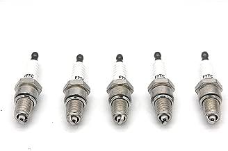 P SeekPro 5Pcs Spark Plug Replacement NGK BPR4ES 6578 7222 Kawasaki 92070-2112 92070-7004 Subaru Robin 065-01405-50 Gravely 21538500 Toro 920707004 9807954846 Cub Cadet KM-BPR4ES KM-92070-7004