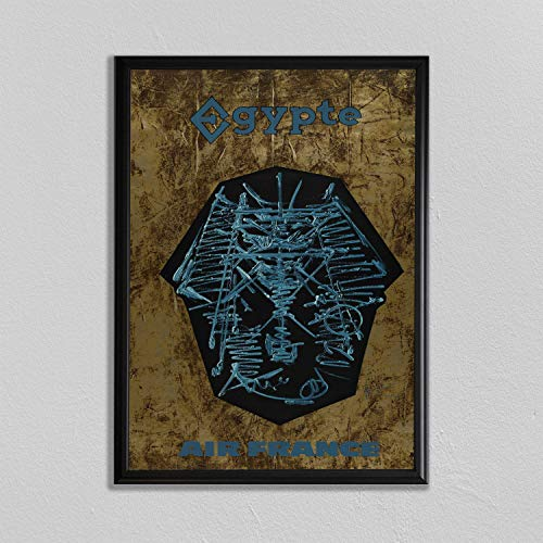 Empire - Póster de Egipto con impresión artística egipcia, diseño de momia