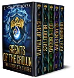 Agents of the Crown (The Complete Series: Books 1-5): An epic fantasy boxed set
