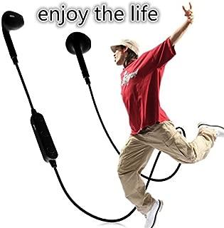 Theoutlettablet® Auriculares In-Ear conexión inalámbrica por Bluetooth HIFI Estéreo Dispone de Micrófono Manos Libres para Smartphone Vodafone Smart Prime 6 COLOR BLANCO (BT3300)