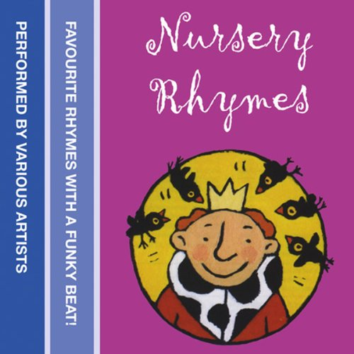 Collins Nursery Rhymes cover art