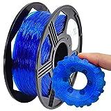 YOYI TPU 3D Printer Filament, Flexible Filament 1.75mm,100% Virgin Raw...
