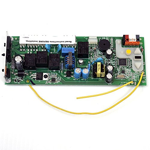 %23 OFF! Garage Door Opener LiftMaster 45DCT Receiver Logic Board Chamberlain Craftsman