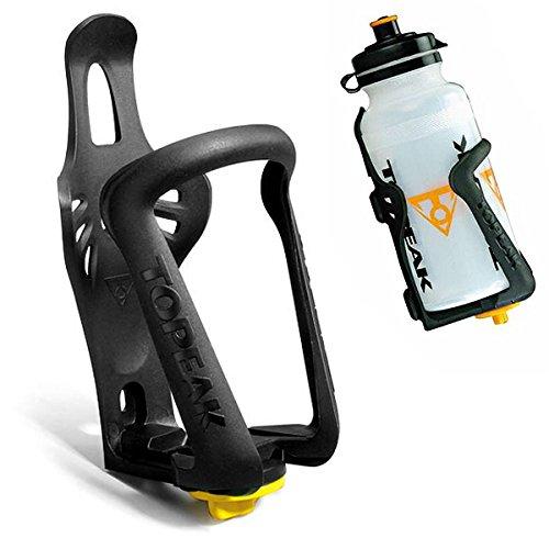 LEORX Wasserflasche Cage Halter für Fahrrad - Halter Universal verstellbaren Kunststoff Wasserflasche