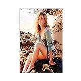 Sexy Frauen-Poster Drew Barrymore, 9 Poster, Leinwand,
