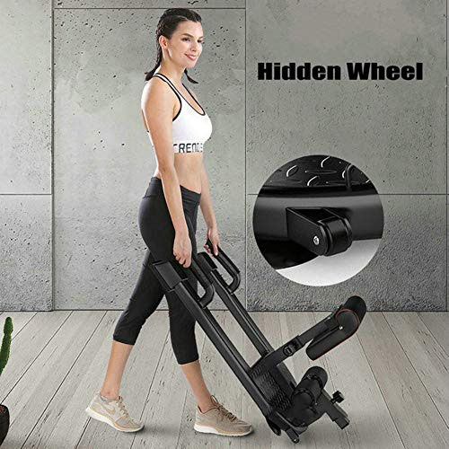Product Image 5: Thole Household Fitness Squat Rack 3-in-1 Sit Ups Push Ab Home Gym Buttocks Workout Machine for Fitness Equipment Exerciser