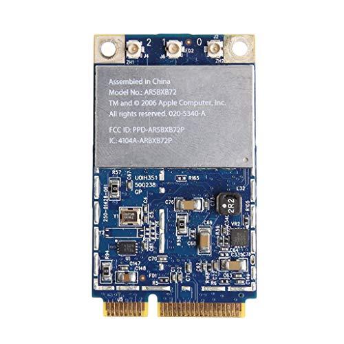 Ontracker AR5BXB72 AR5008 - Tarjeta WLAN universal de doble banda inalámbrica mini PCI Express 603-9432-A
