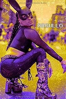 ORGULLO: Cuaderno del Orgullo: Regalos Gays, Bisexuales, Transgénero   110 páginas
