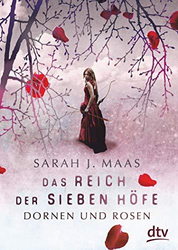 Cover zum Buch das Reich der sieben Höfe 1