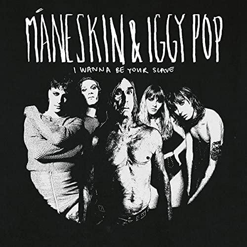 I Wanna Be Your Slave 45'' LP numerato, Edizione Limitata